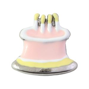 Picture of Birthday Cake Charm